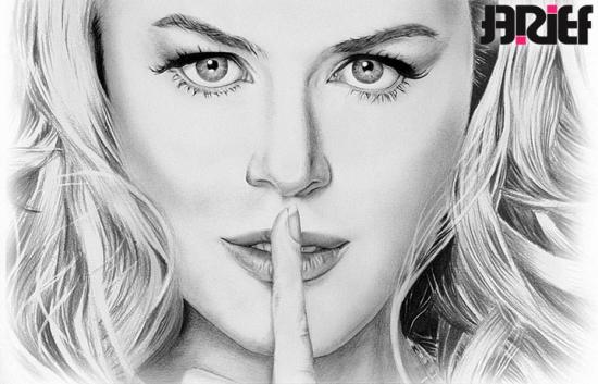 Nicole Kidman por riefra